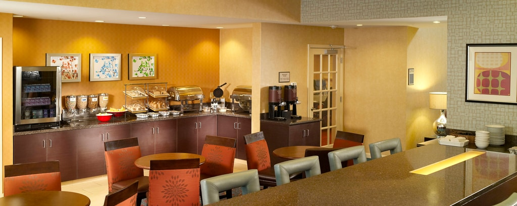 Residence Inn Breakfast Area