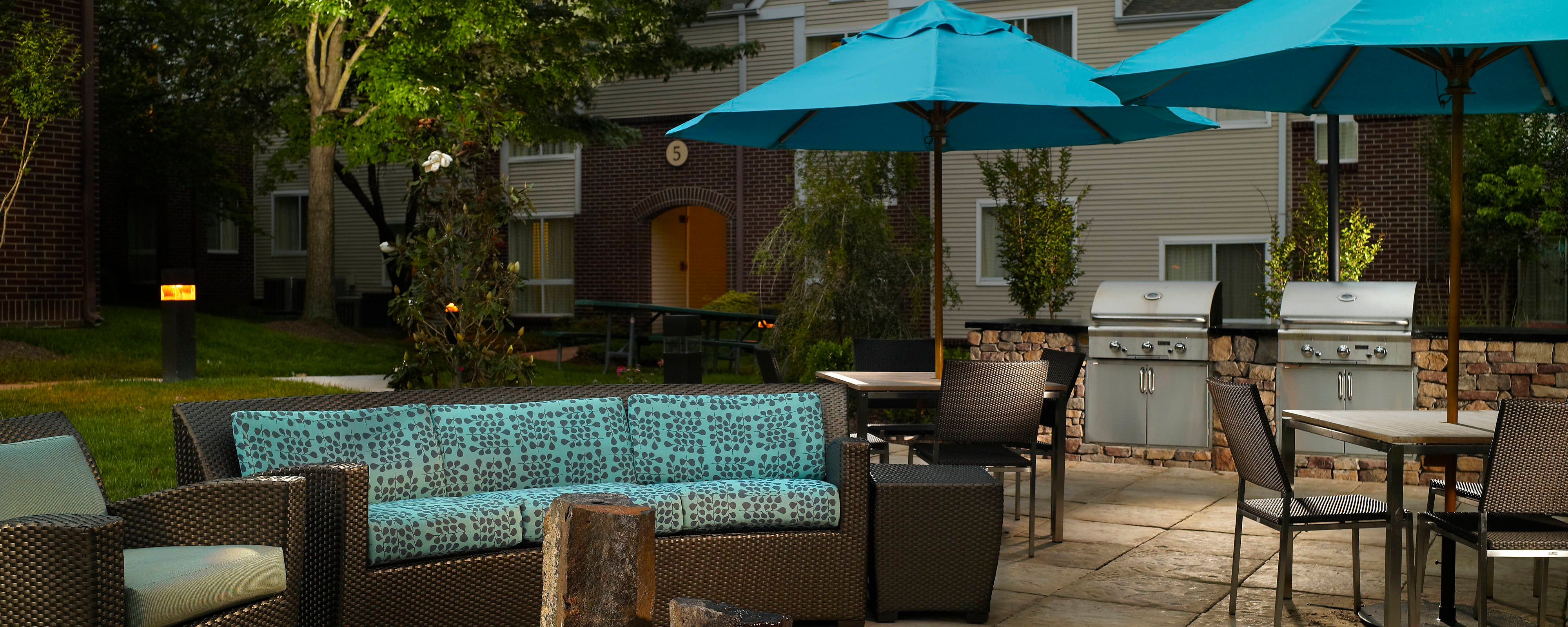 Patio del Residence Inn