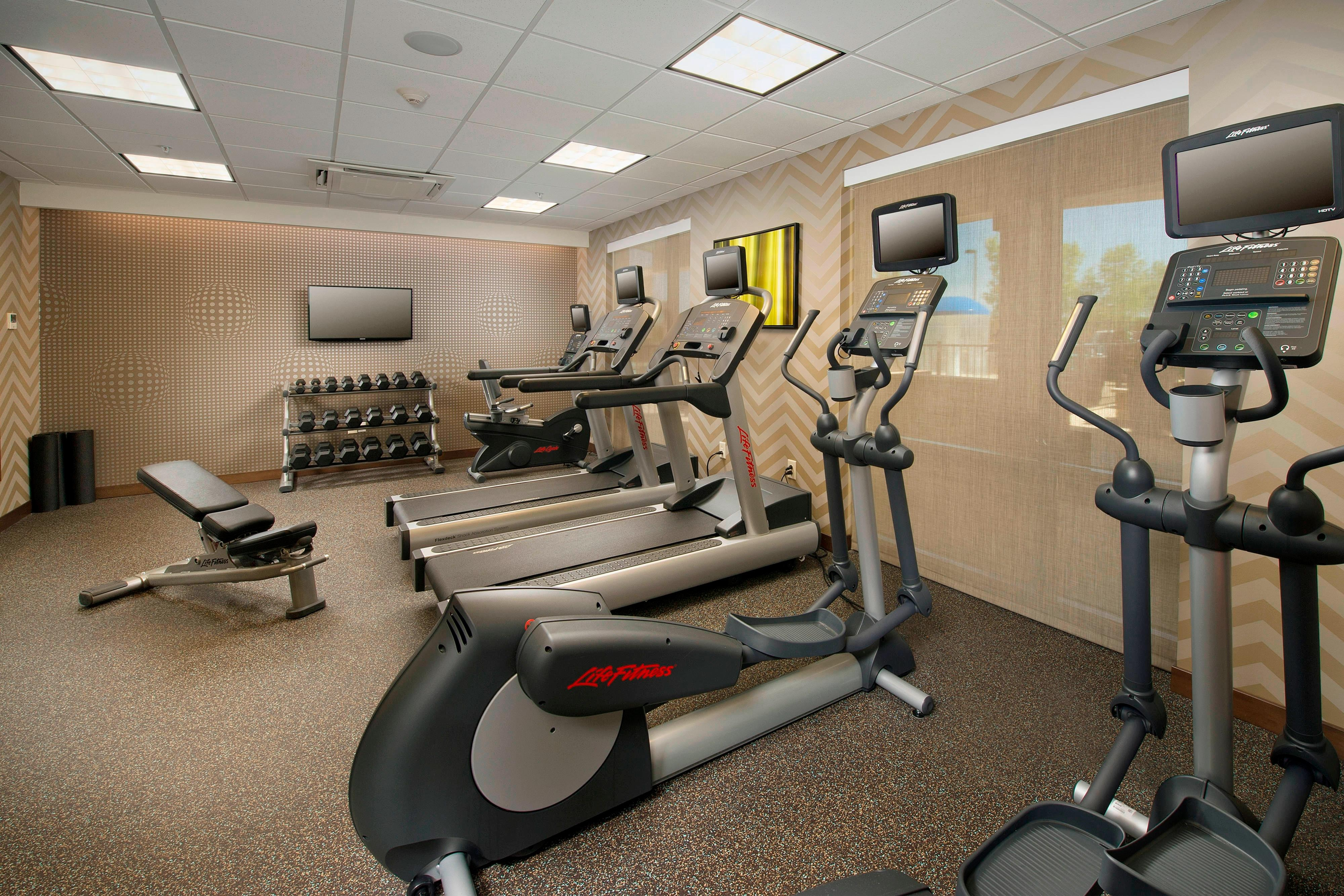 Murfreesboro Residence Fitness Center