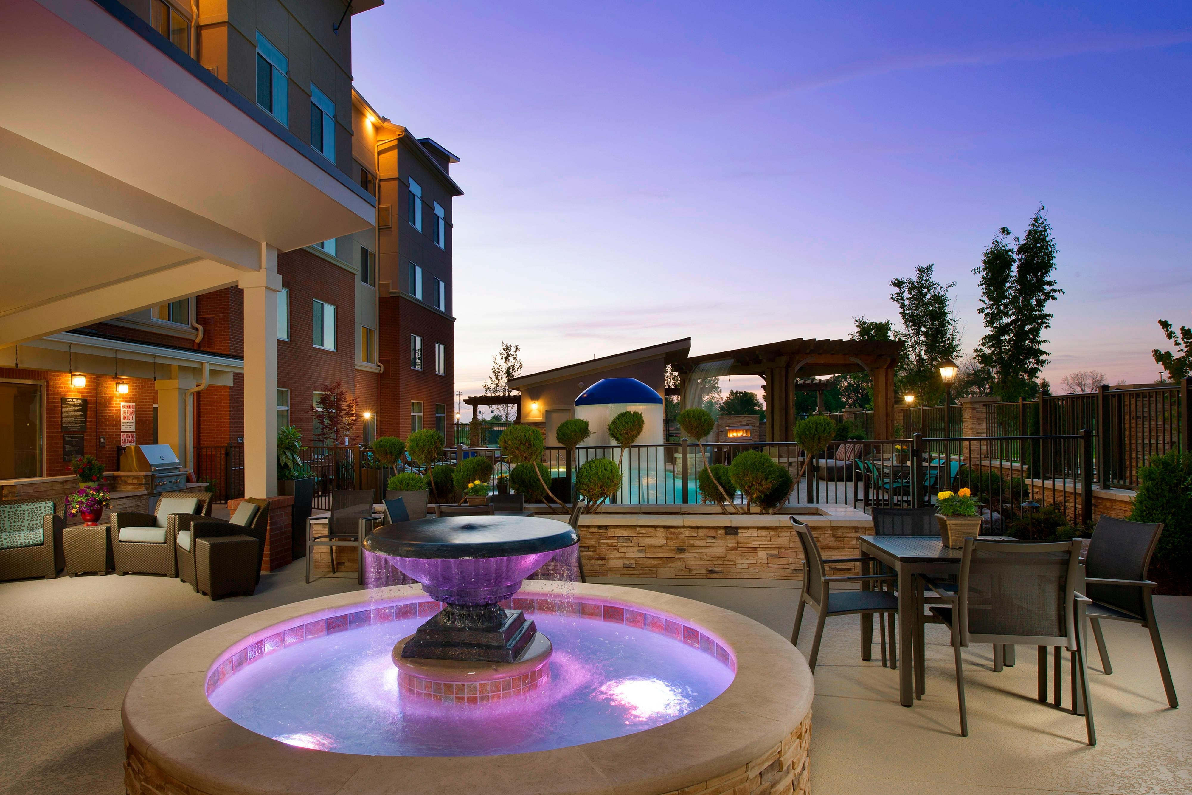 Murfreesboro Residence Outdoor Patio