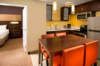 Murfreesboro Residence Inn Two-Bedroom Kitchen