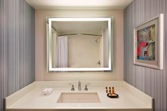 Deluxe Bathroom