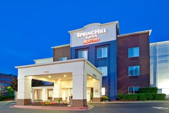 Springhill Suites Metro Center