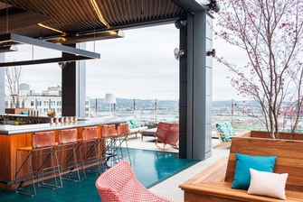 Rare Bird Rooftop Lounge