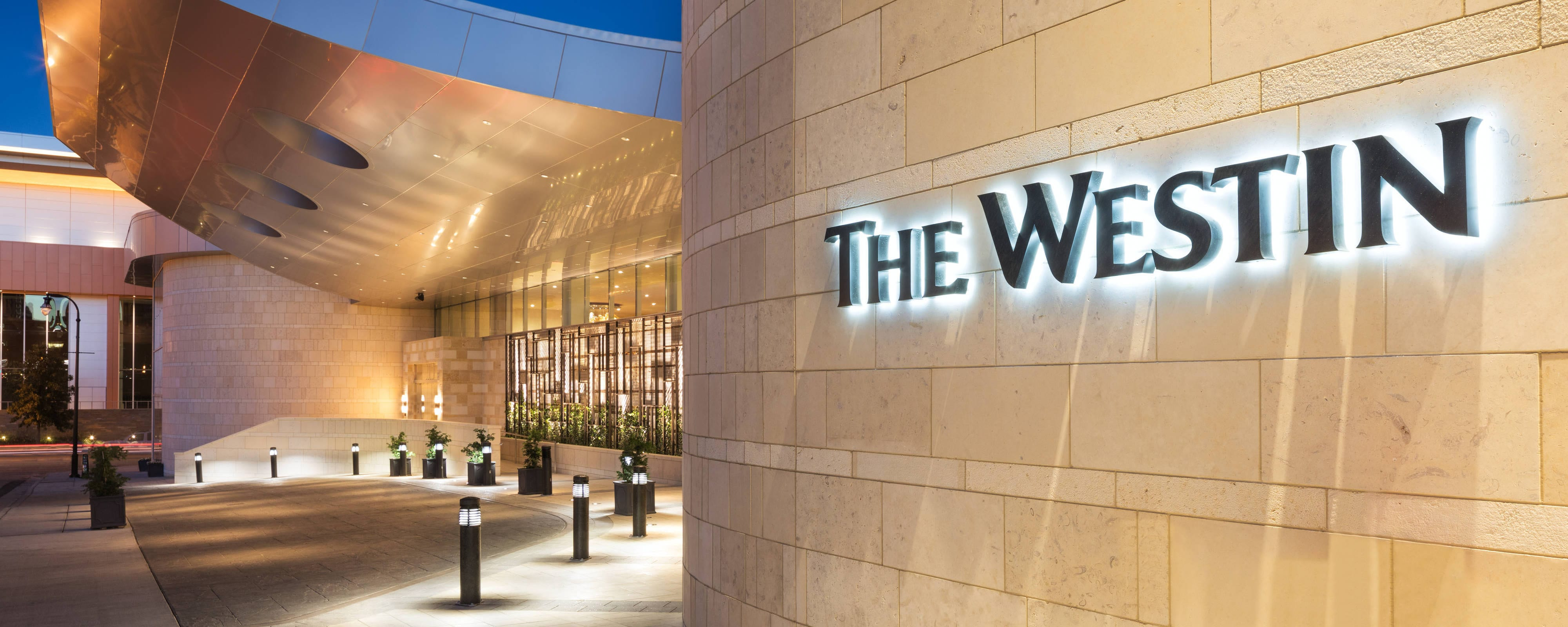 The Westin Nashville - Portico