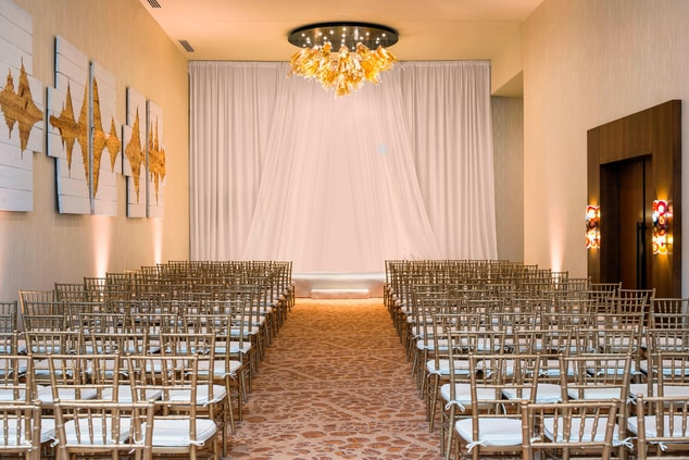 Stuard Stark Wedding CeremonyPre function Space