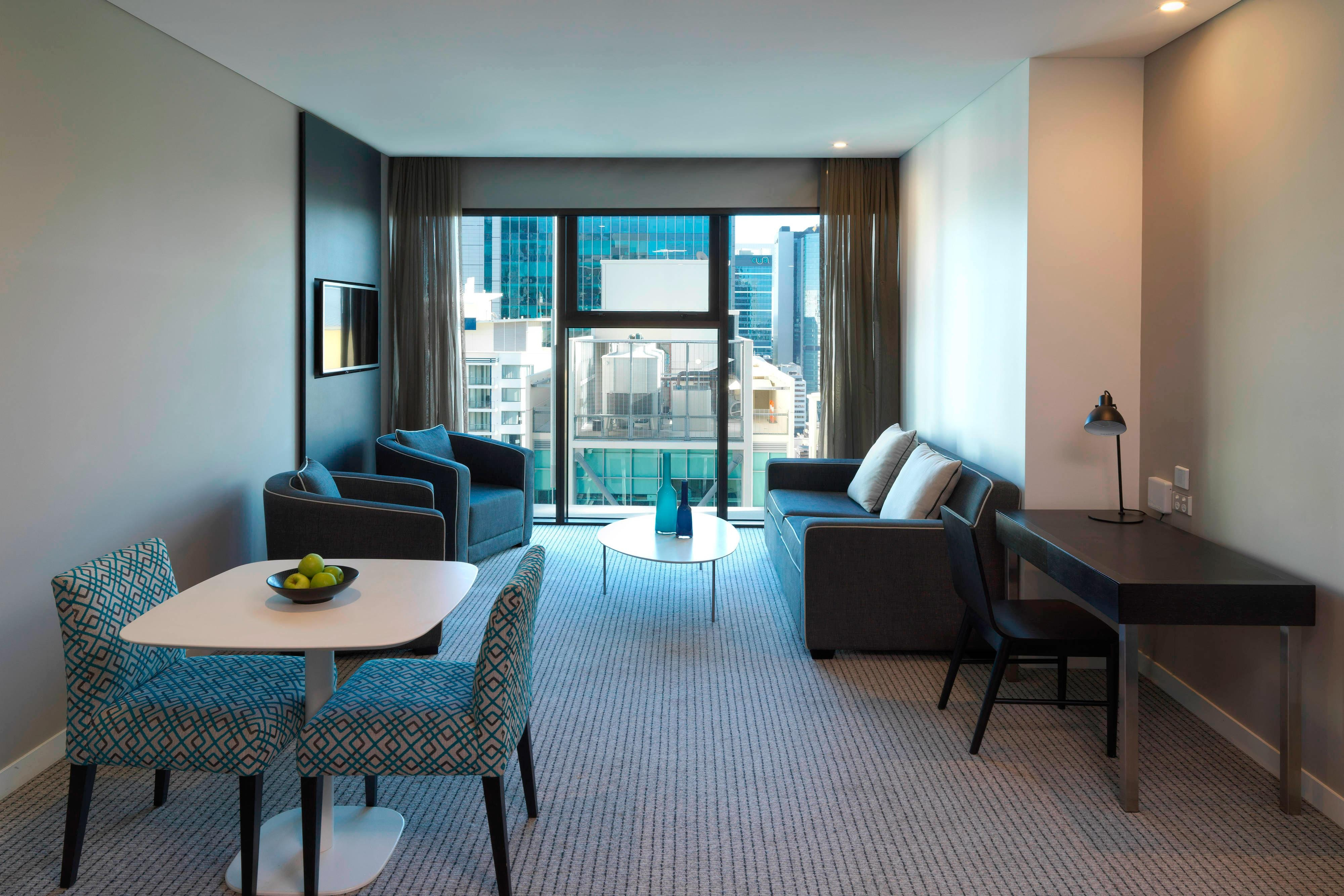 Hotel Rooms Amp Amenities Four Points By Sheraton Brisbane