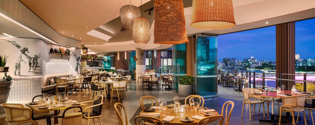 Brisbane Hotel Restaurants