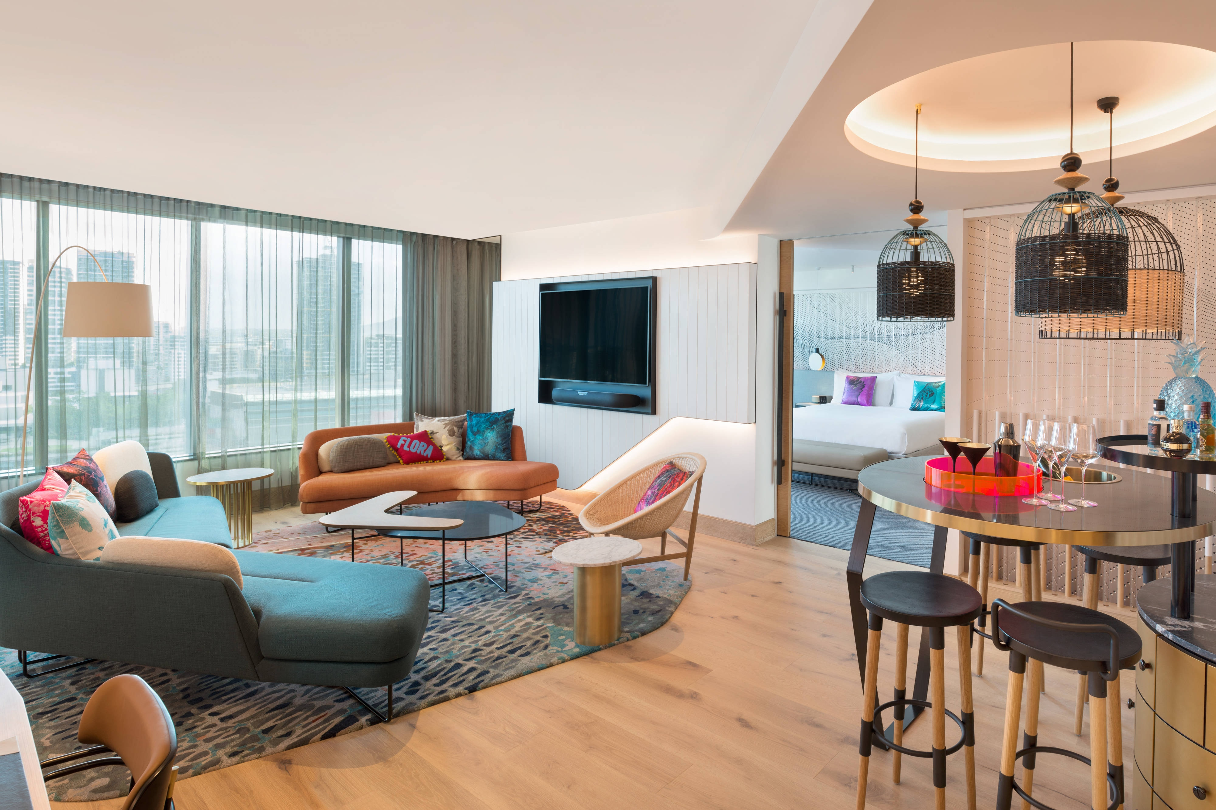 Marvellous Suite Living Room