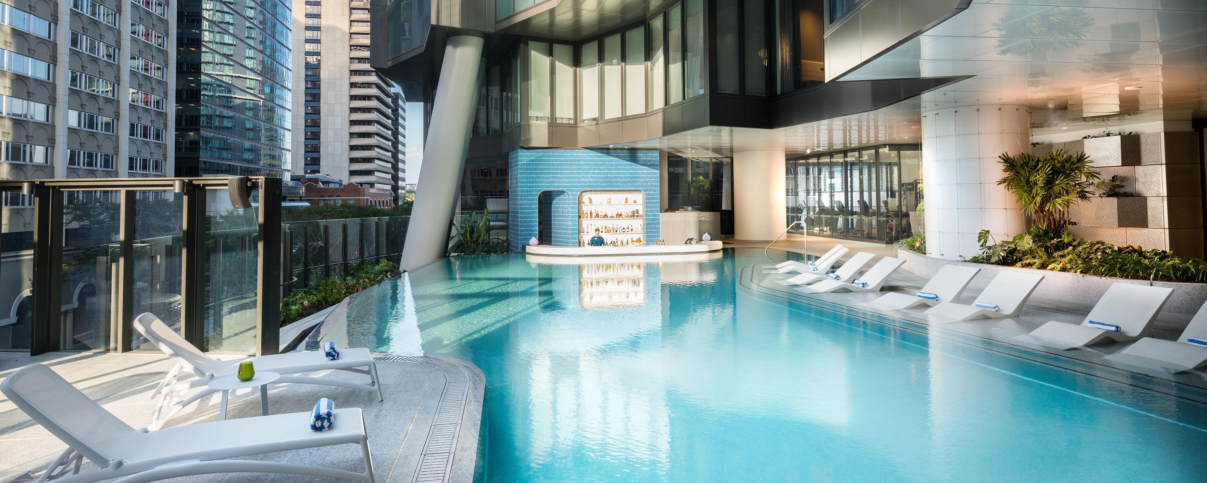 5 Star Brisbane City Centre Hotel The Westin Brisbane