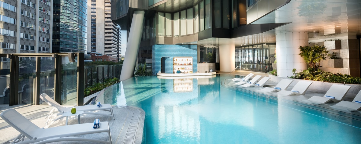 5 Star Brisbane City Centre Hotel The Westin Brisbane