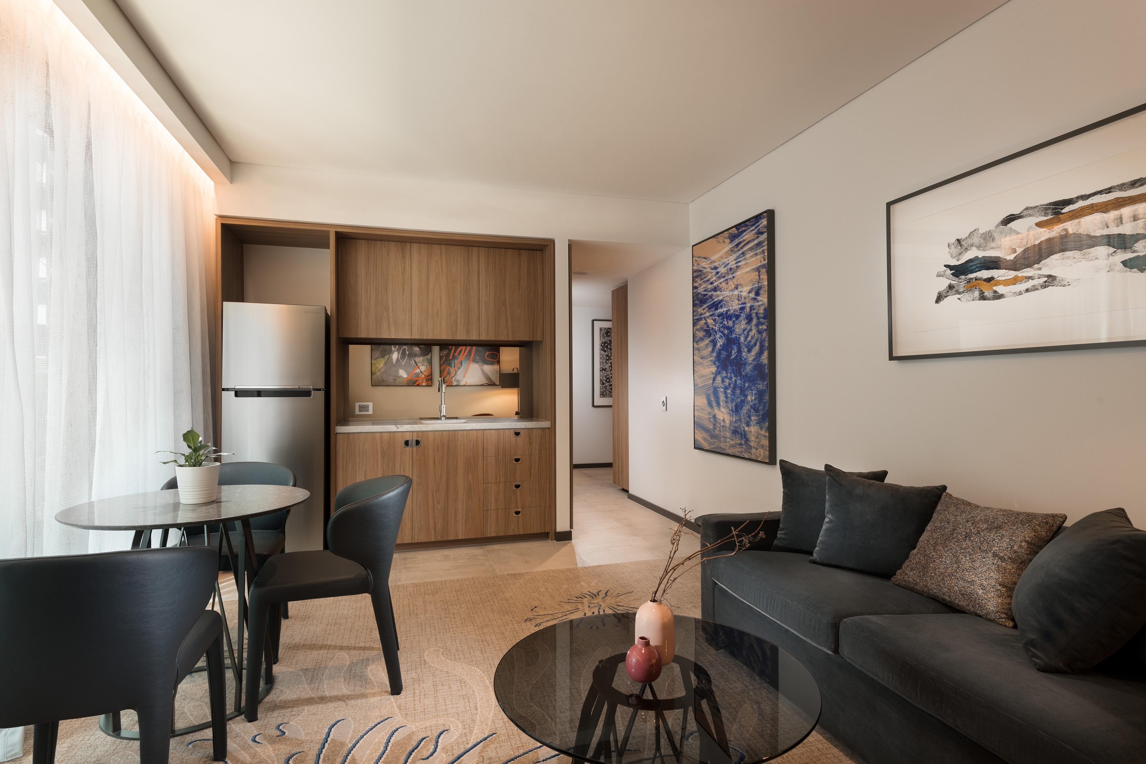 Westin Suite - Living Area