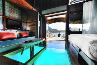 Premium Over water Bungalow
