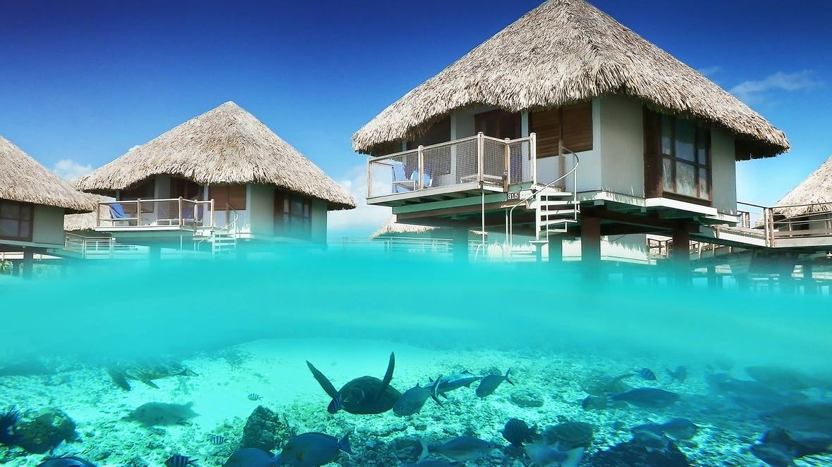 Bora Bora Hotel Le Meridien Bora Bora