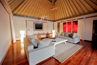 Villa - Living Room