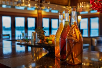 Lagoon Restaurant by Jean Georges Bar