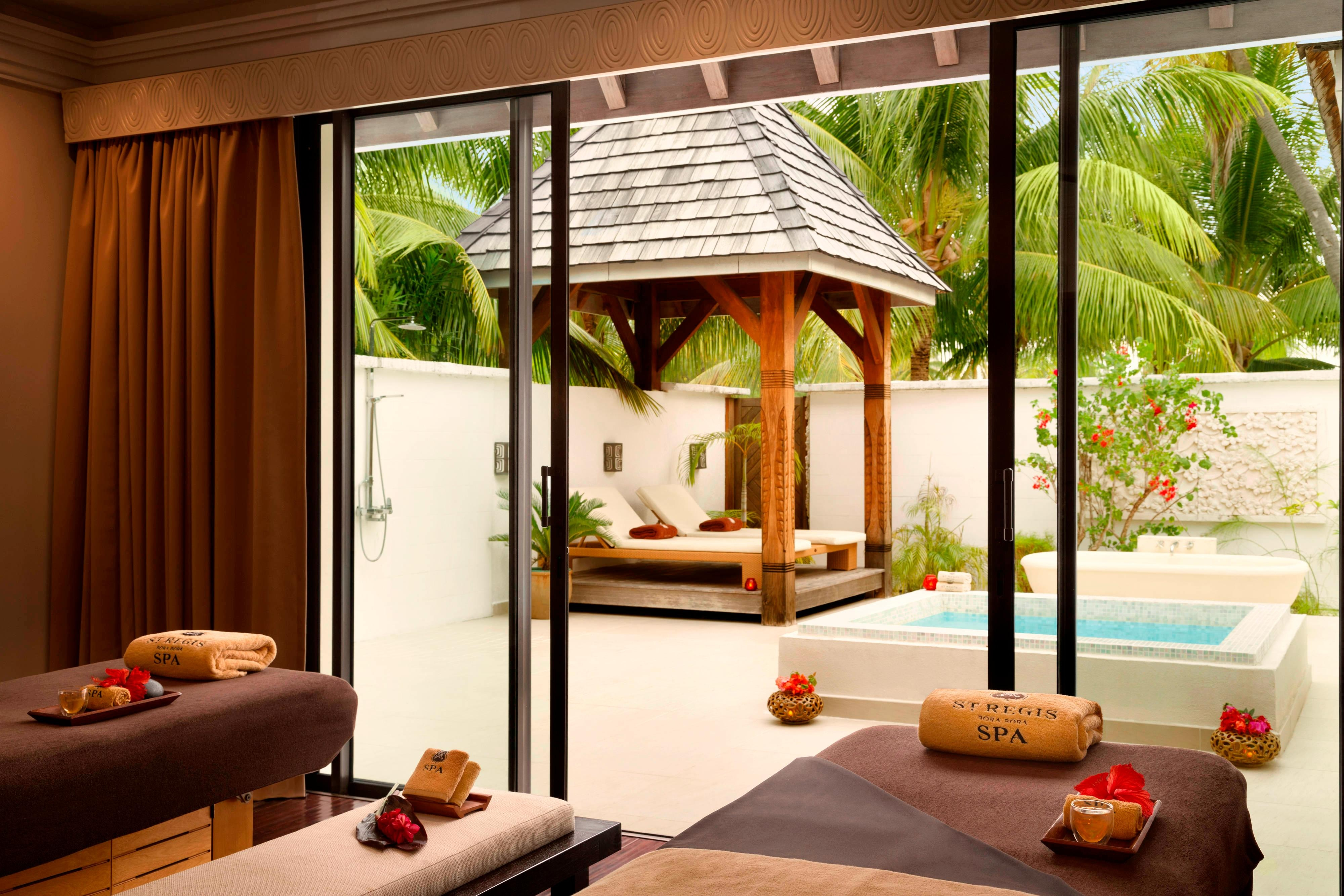 Miri Miri Spa by Clarins - Treatment Room