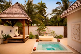 Miri Miri Spa by Clarins - Private Pool