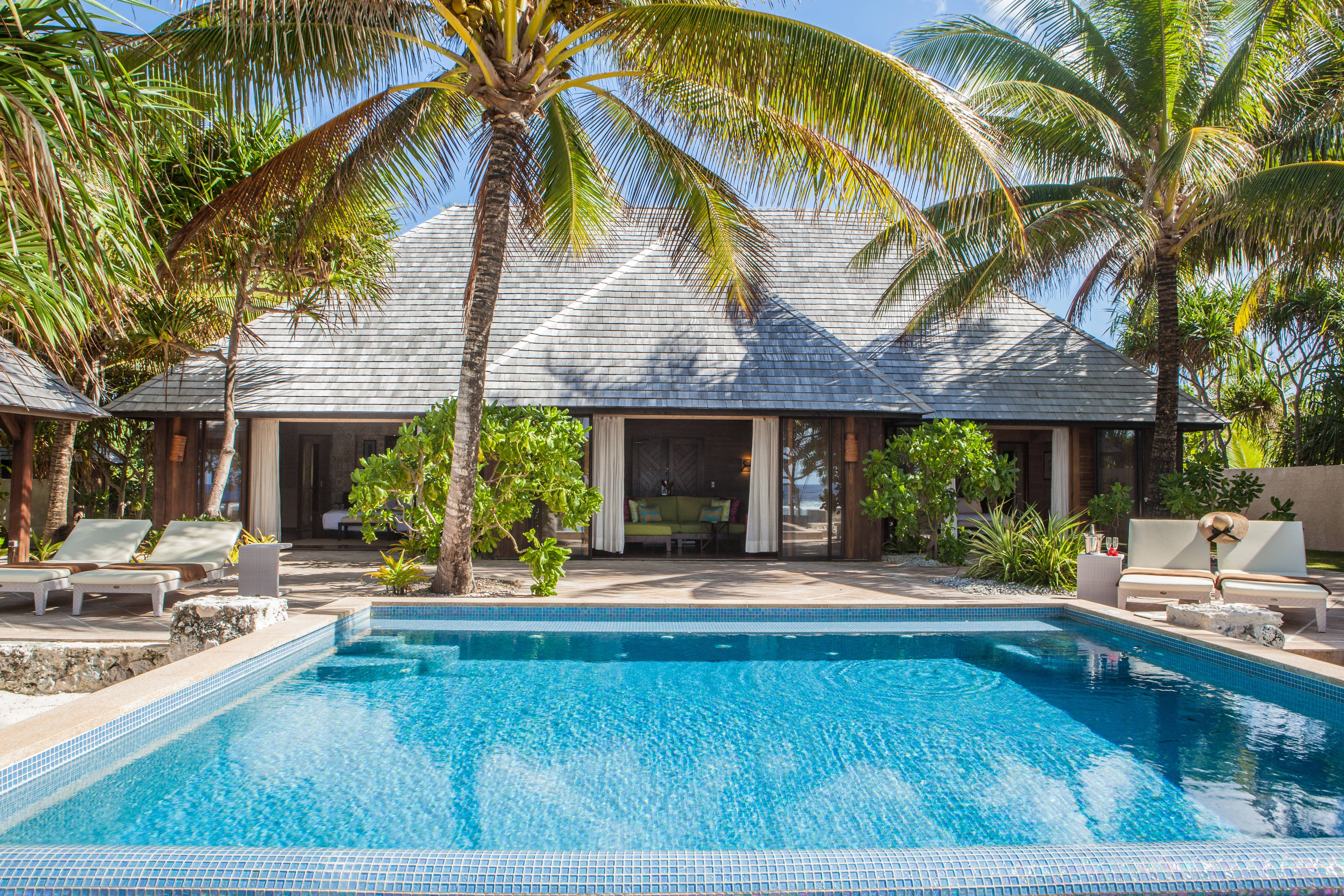 Reefside Royal Garden Two-Bedroom Villa with Pool