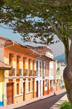 La Candelaria neighborhood