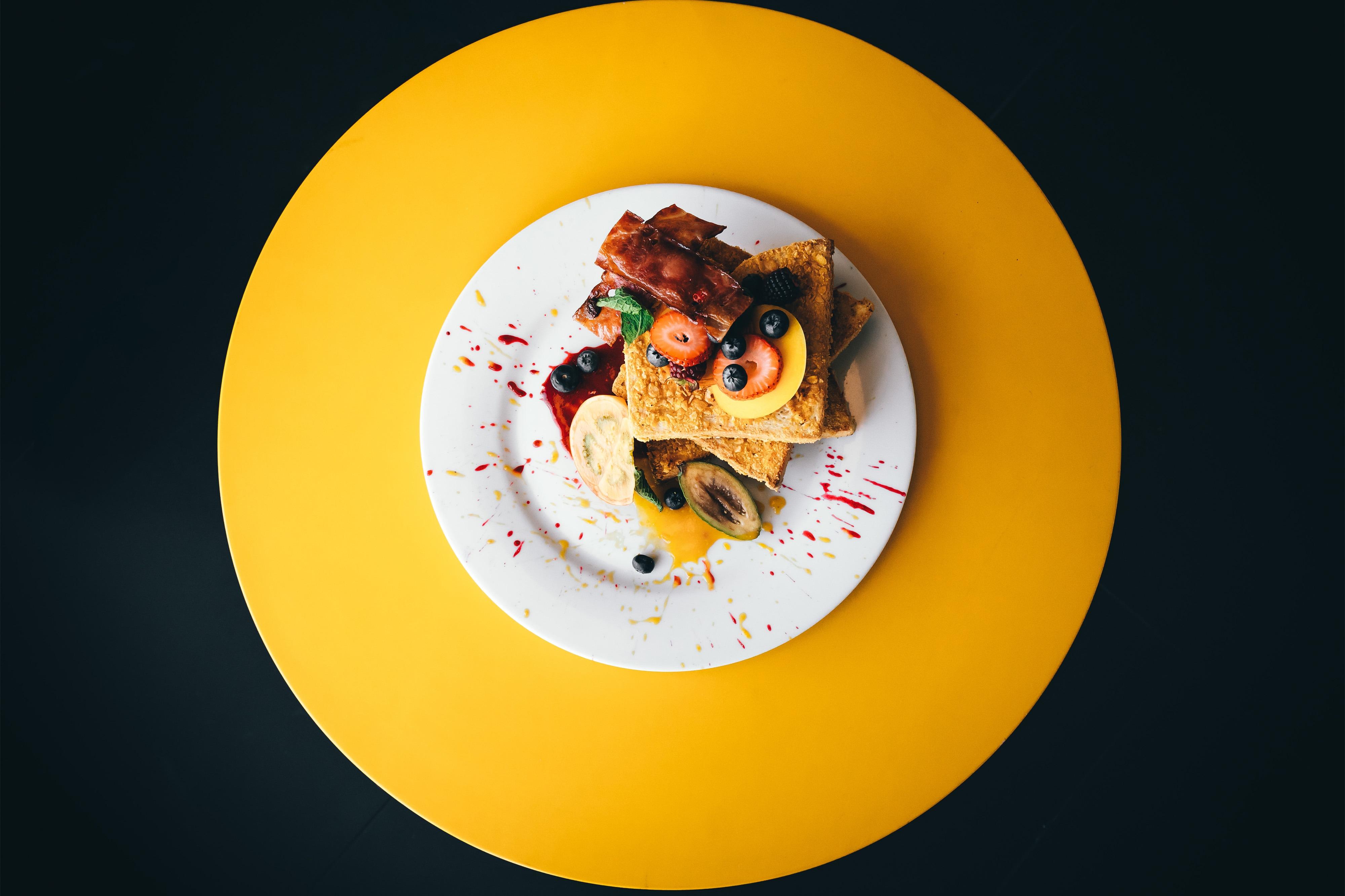 W Bogota Restaurant - Desayuno en la habitación