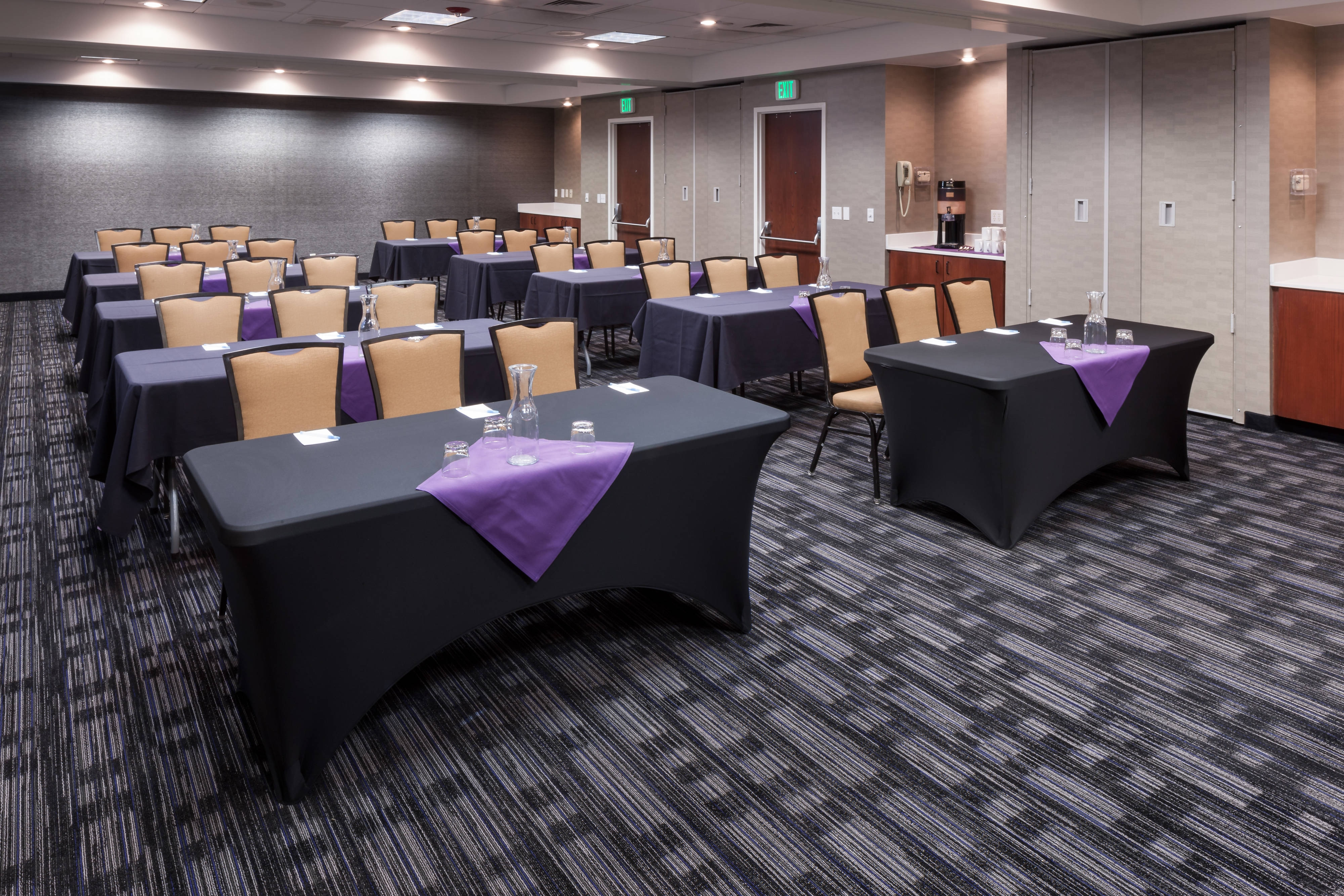 Clearwater meeting space-SHS Boise ParkCenter