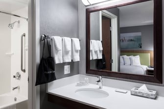 Guest bathroom-SHS Boise ParkCenter
