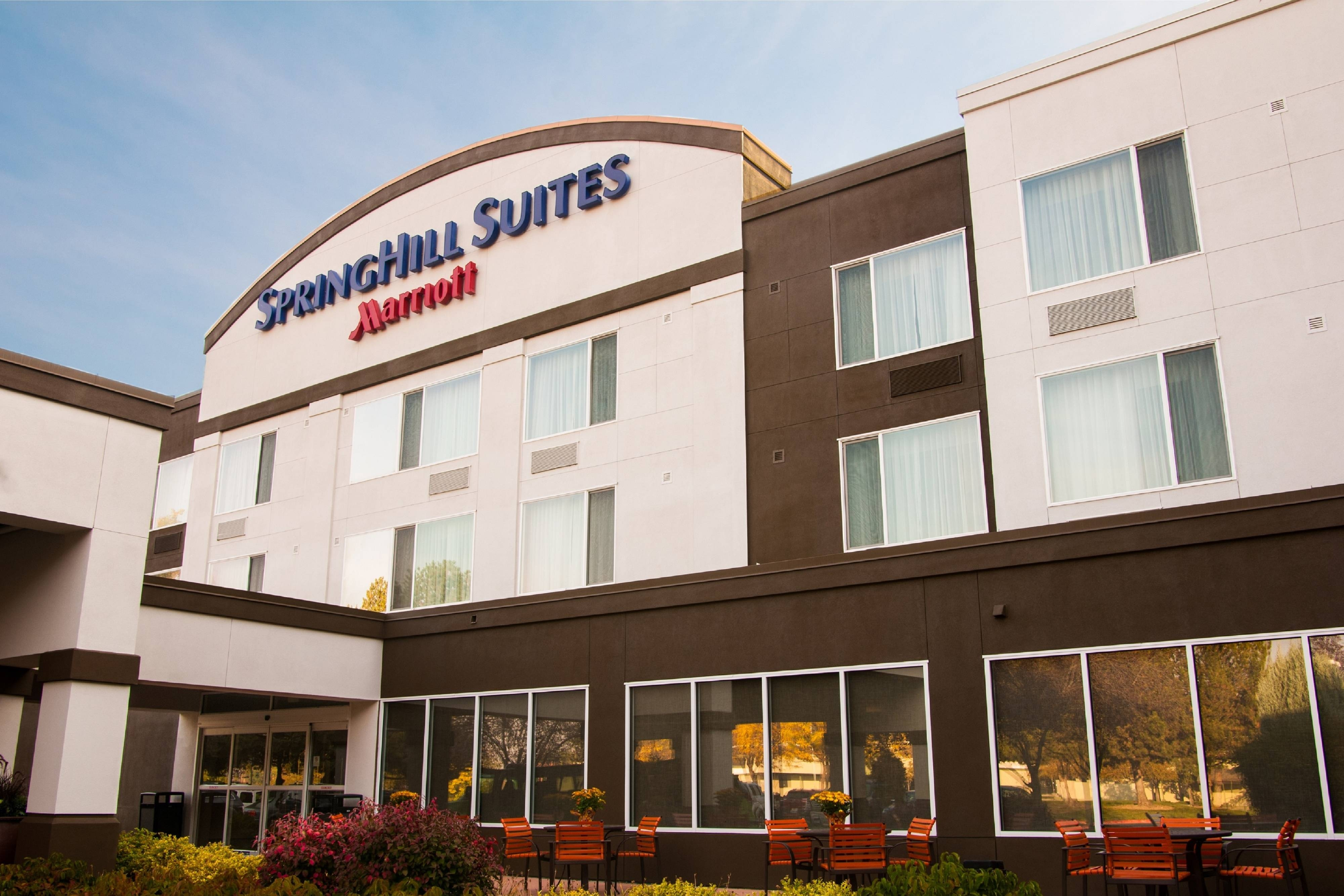 springhill suites boise parkcenter near downtown boise