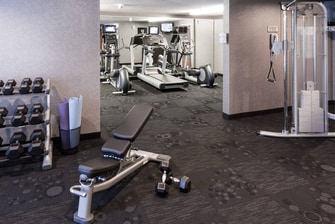 Fitness Center-SpringHill Suites Boise ParkCenter