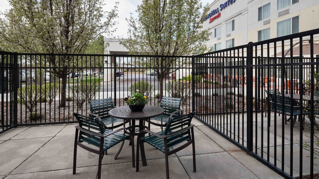 guest suite with outdoor space in Boise ID