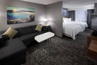 Two Queen suite - SHS Boise ParkCenter