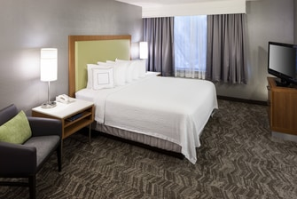 executive suite SpringHill Suites Marriott Boise ID