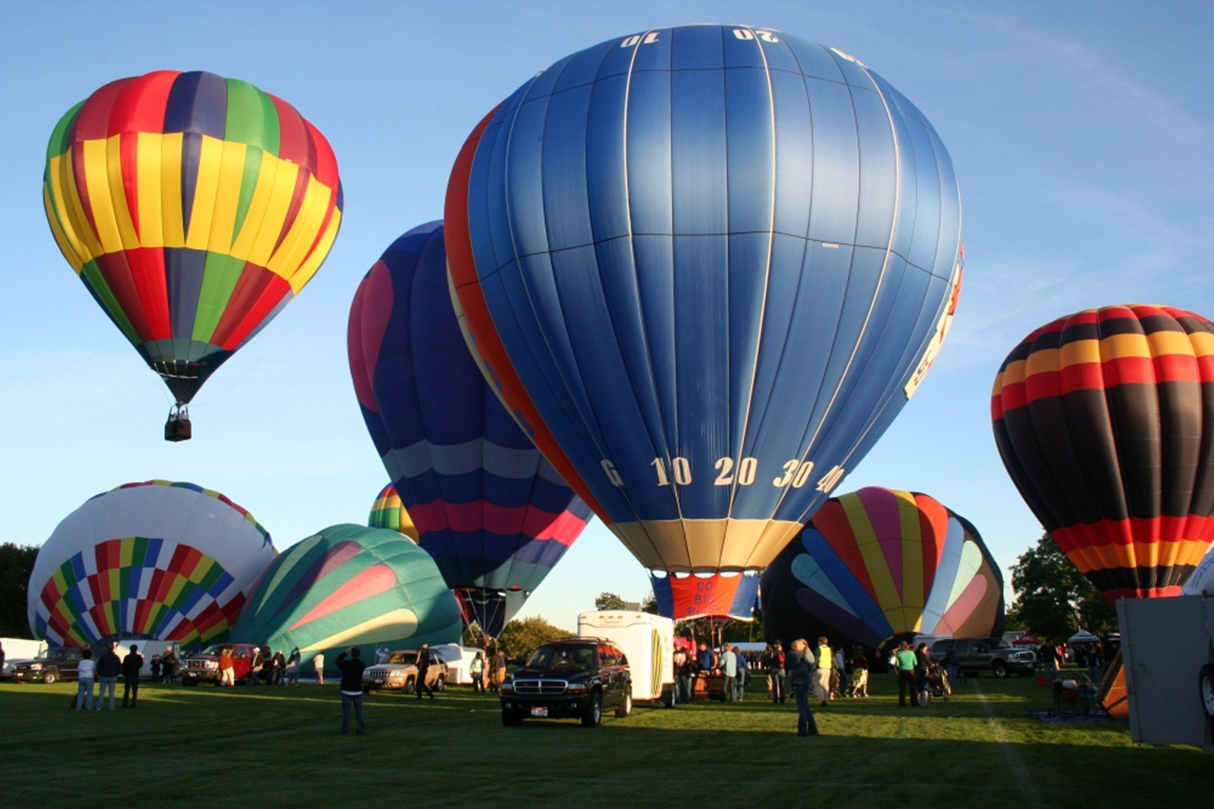 Spirit of Boise Balloon Festival