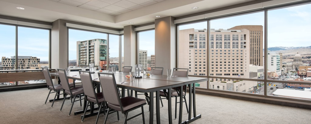 Downtown Boise Meeting Rooms
