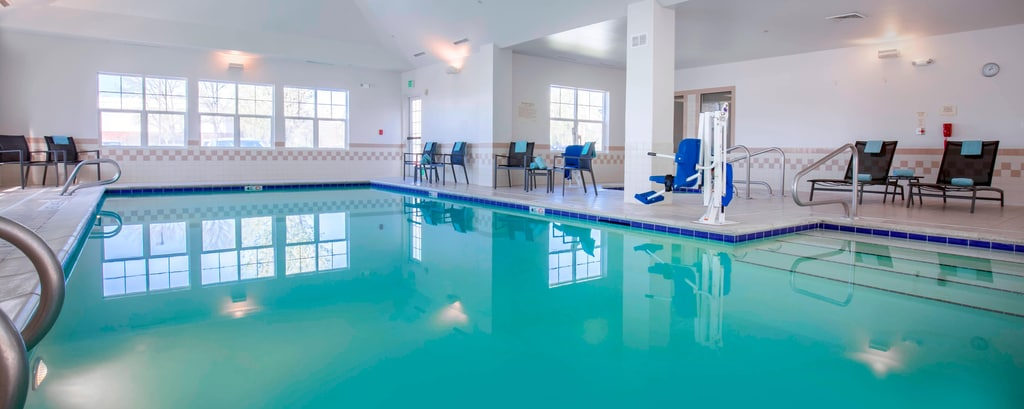 Boise Idaho Hotel Indoor Pool