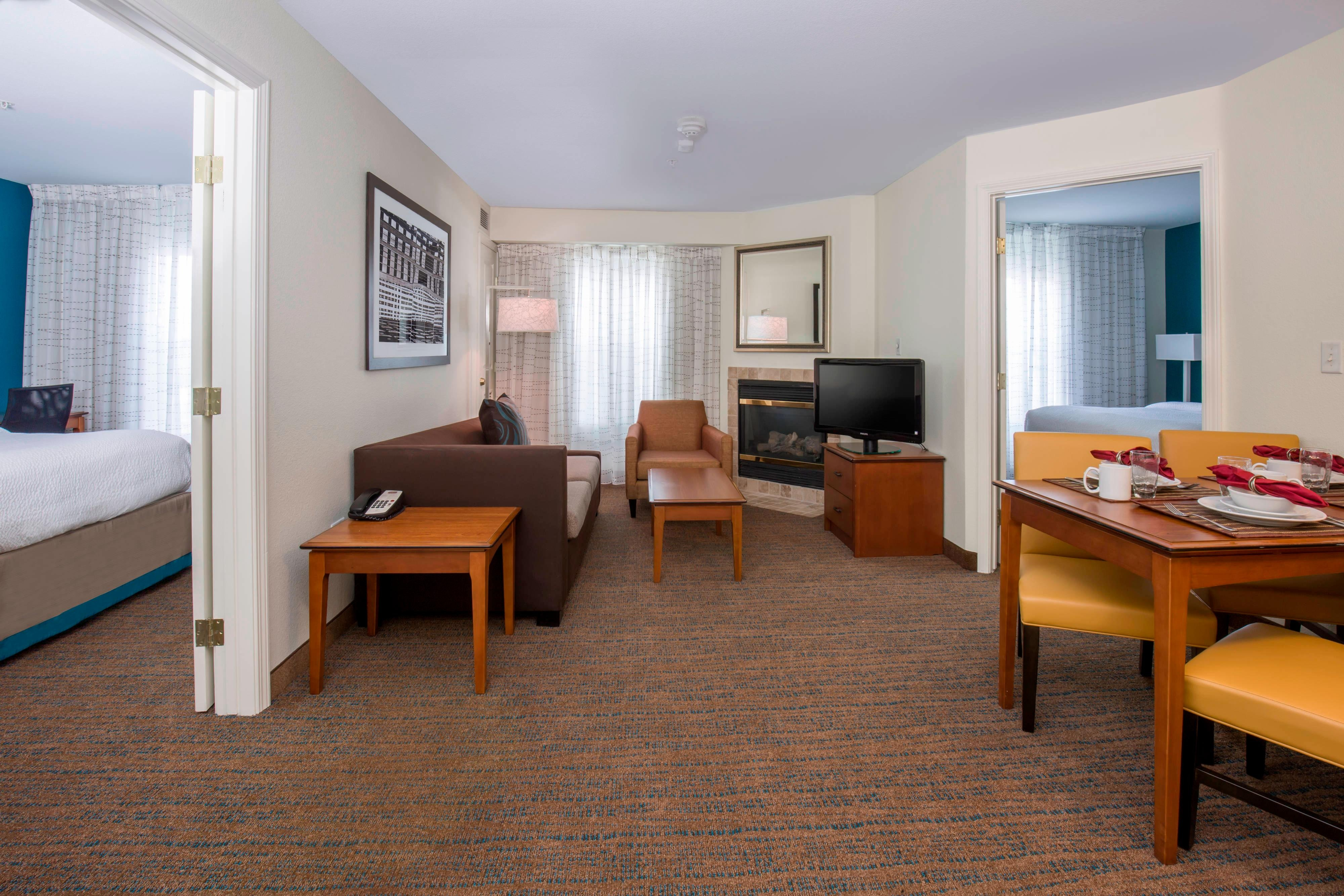 Boise Hotel Two Bedroom Suite