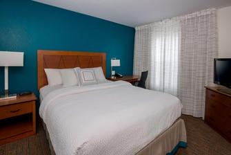 Boise Idaho Hotel Suite Bedroom