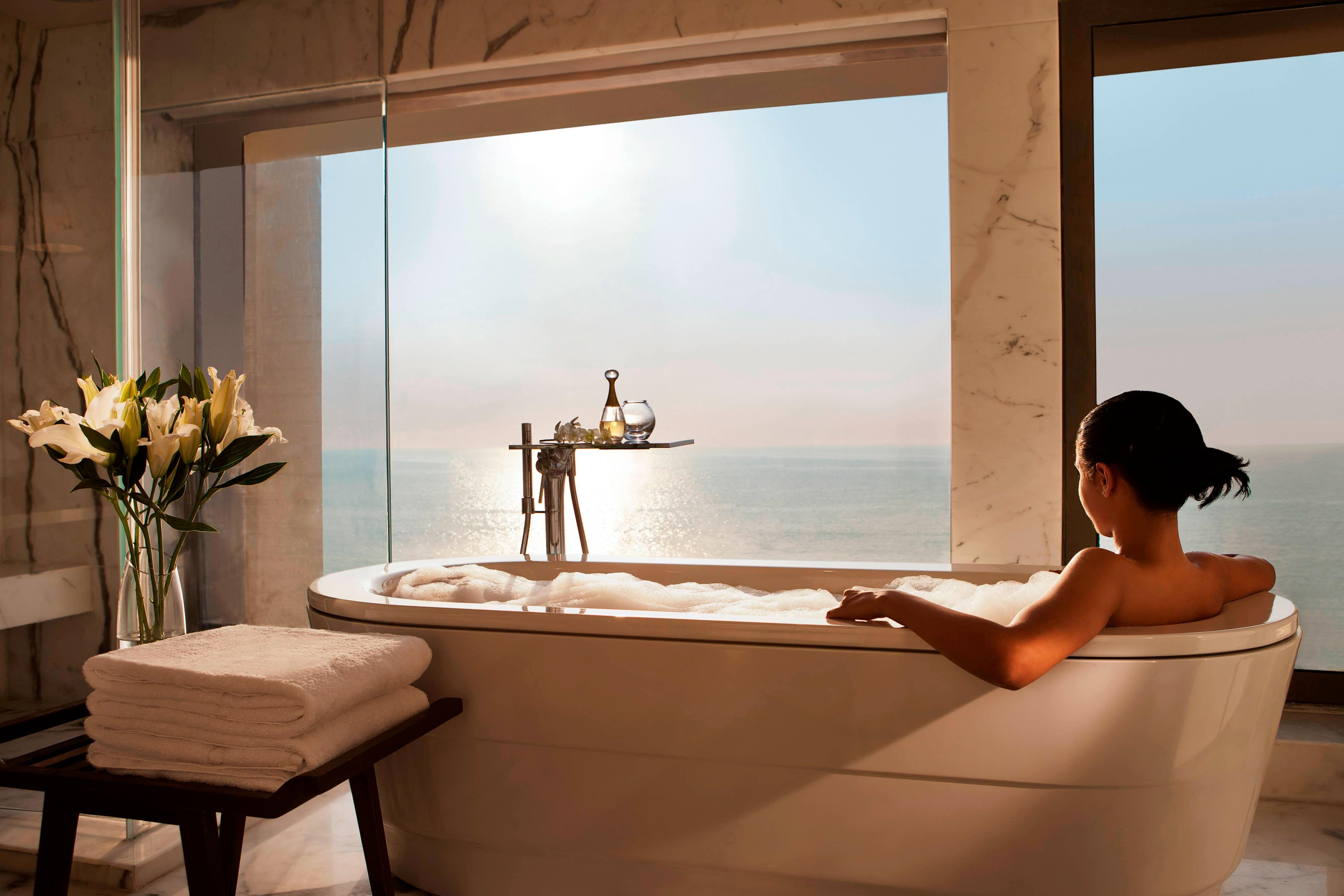 Executive Suite am Strand in Juhu
