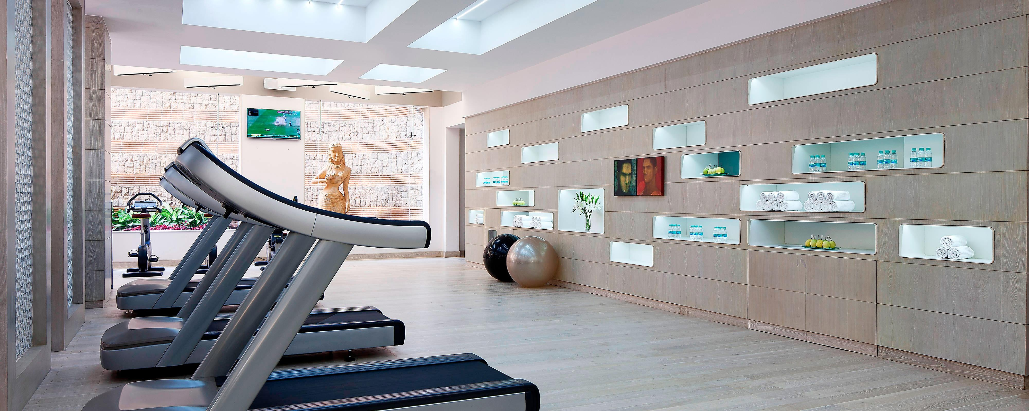 Mumbai hotels with fitness centre