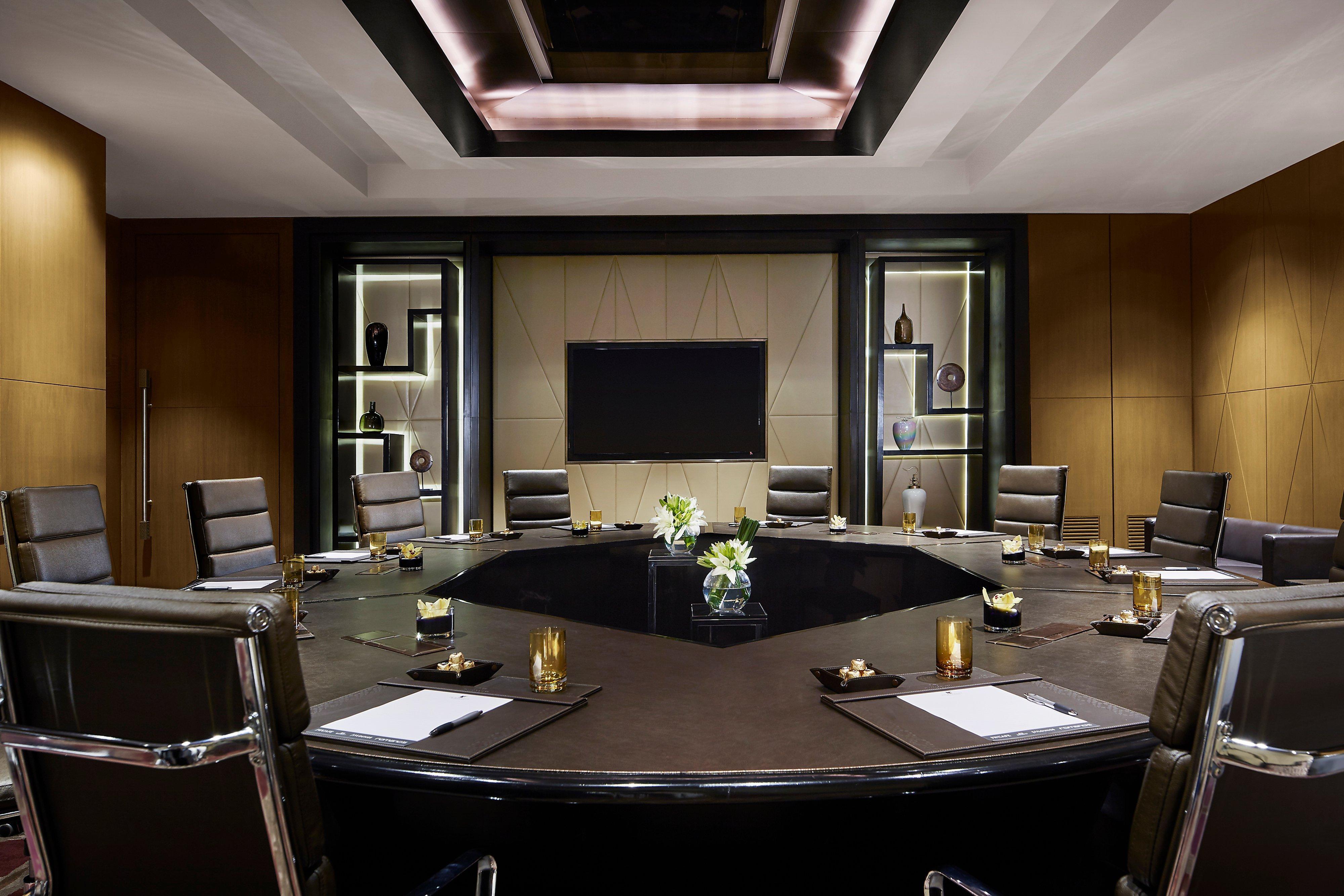 ムンバイ、アンデーリのホテルのボードルーム