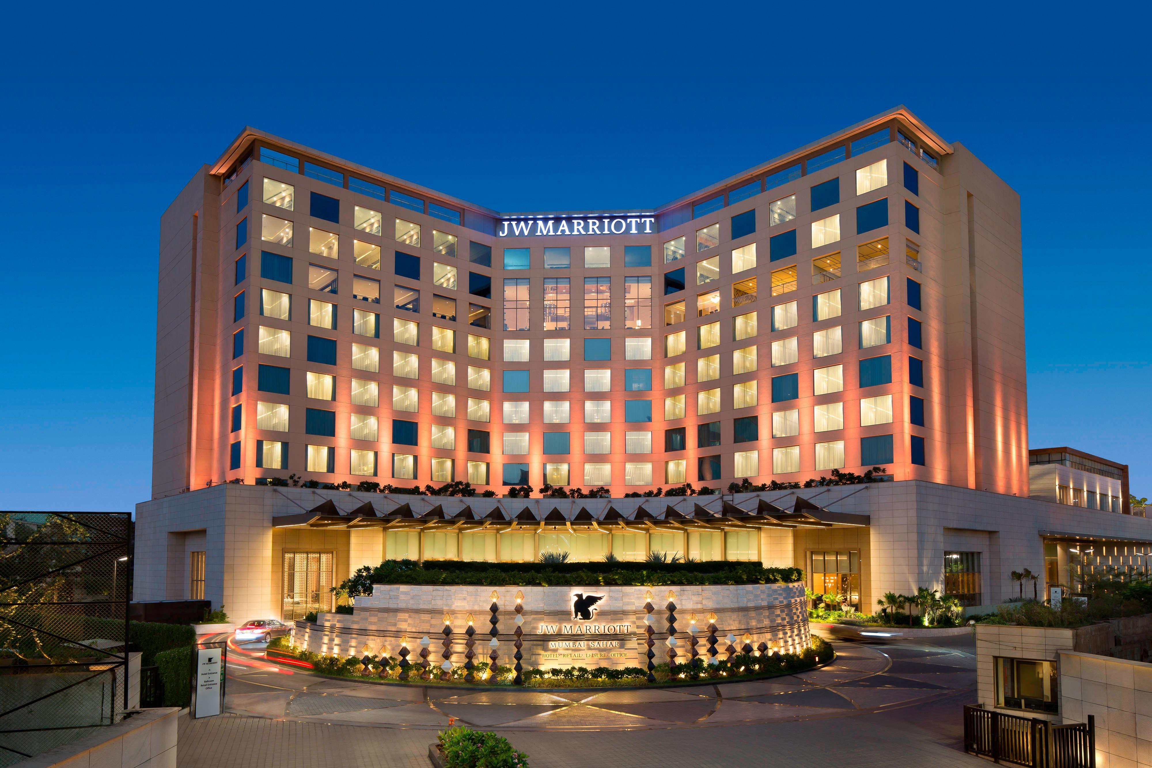 ムンバイのエアポート ホテルの外観