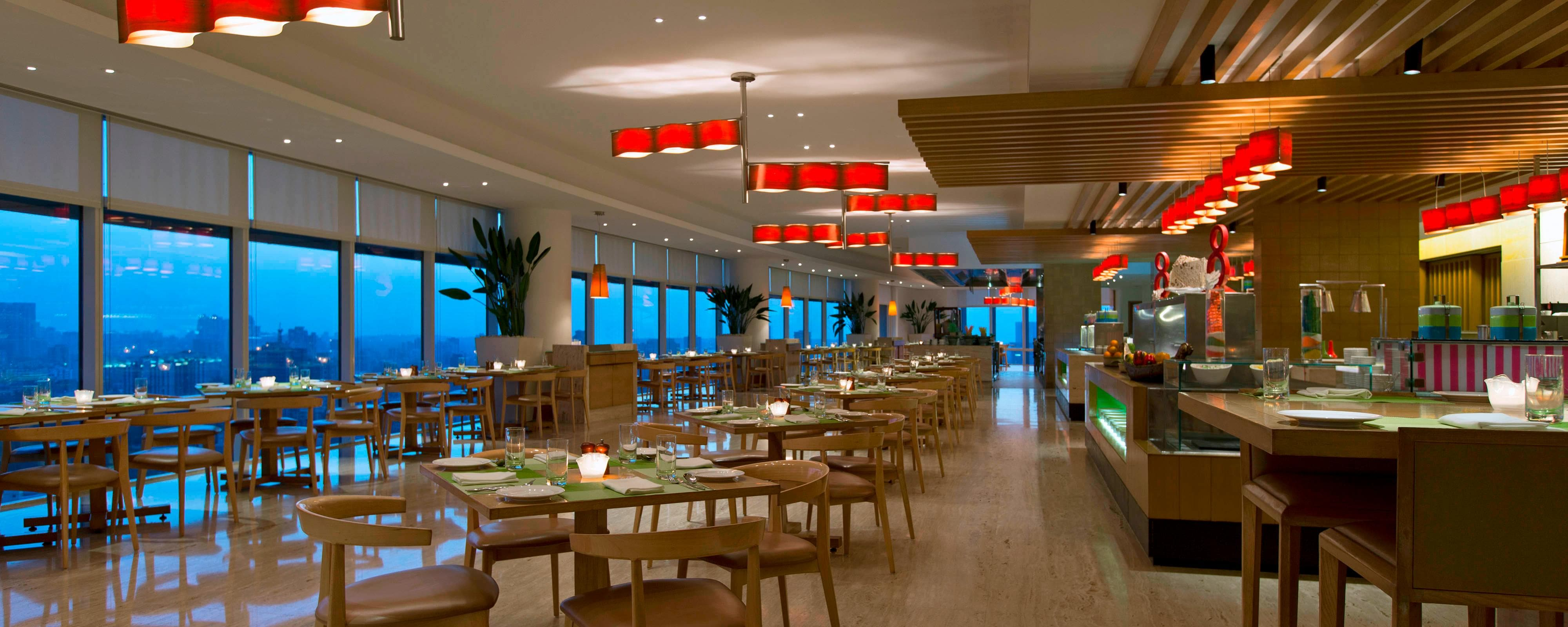 Mumbai hotel restaurants and lounges | The Westin Mumbai Garden City