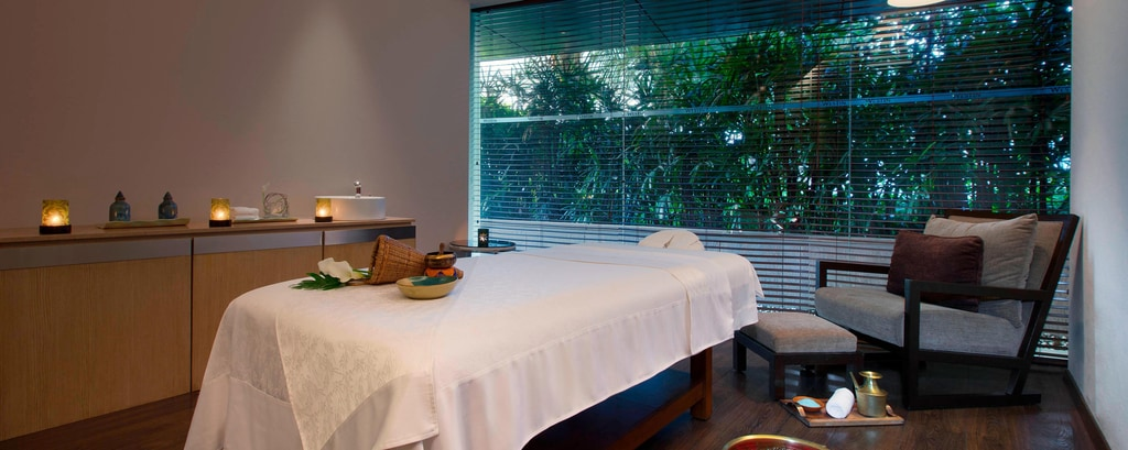 Heavenly Spa by Westin- treatment Room