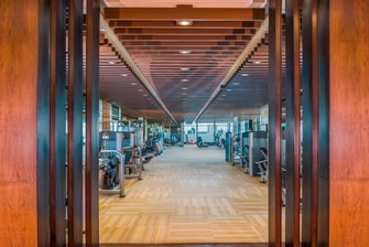 The St Regis Athletic Club
