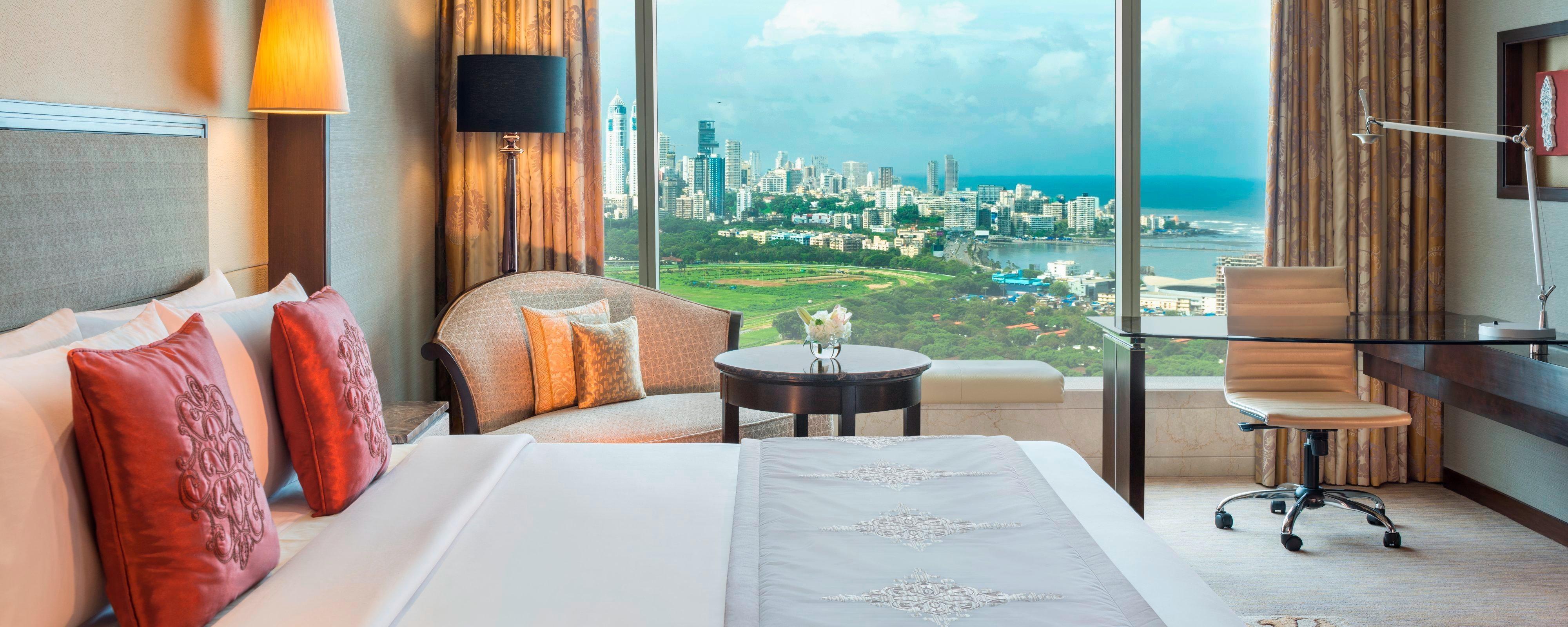 Chambre Grand Deluxe avec vue sur la ville