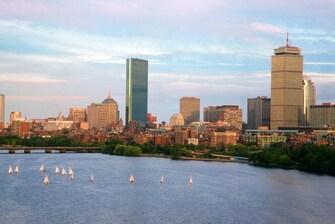 Vista a Boston