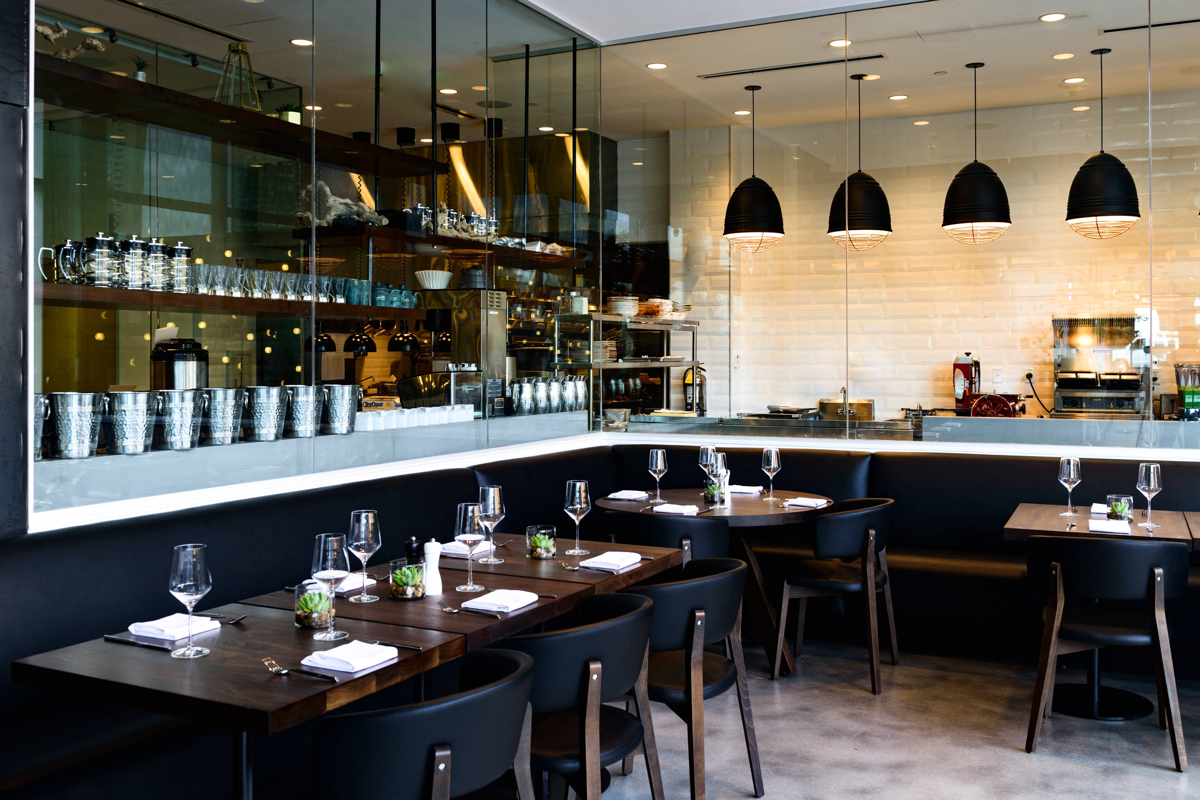 The Envoy Hotel - OUTLOOK Kitchen + Bar - Garde Manger Station
