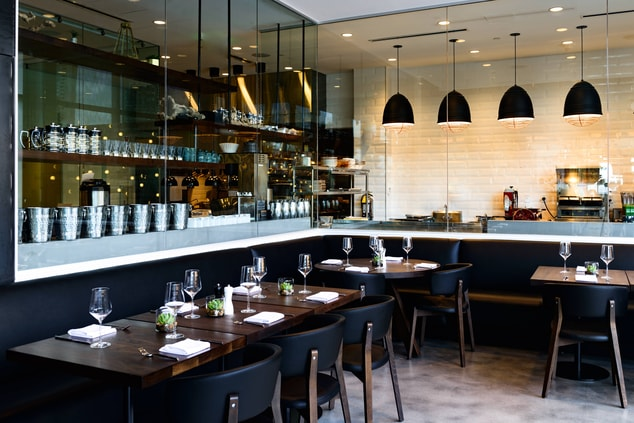 The Envoy Hotel - OUTLOOK Kitchen + Bar - Garde Manger Station