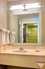 Andover Hotels - Guest Bathroom