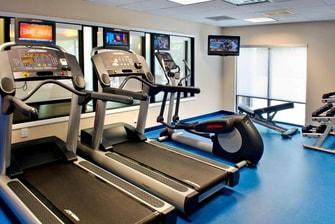 Andover Hotels - Fitness Center